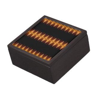 Dagger Blanket Pattern Premium Keepsake Boxes