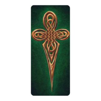 dagger cross card