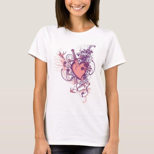 Dagger Heart T-Shirt