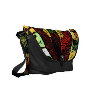 dagger is my heart courier bag