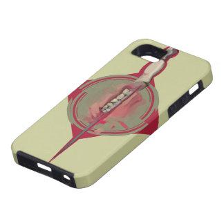 dagger mouth iPhone SE/5/5s case