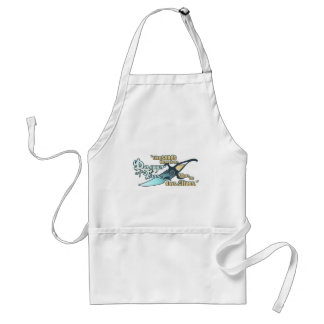 Dagger of Time Adult Apron