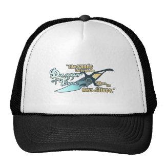Dagger of Time Trucker Hat