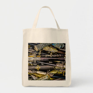 Daggers, Dirks and Sabres Tote Bag