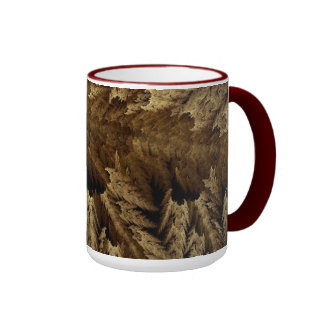 Dagger's Spine Fractal Mug