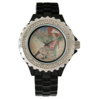 Dagmar in the Garden Wristwatches