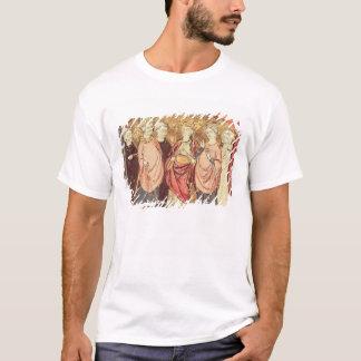 Dagobert I , King of Franks receiving the Kingdom T-Shirt