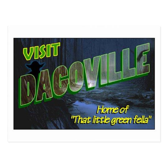 Dagoville Postcard