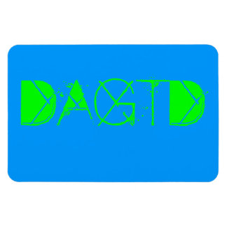 DAGTD Locker Magnet (for under cover Boy Scouts)