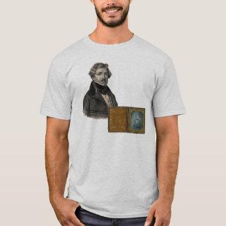 Daguerre y el Daguerreotype Playera