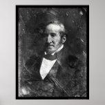 Daguerreotype 1845 de Thomas Hart Benton Poster