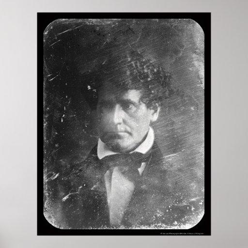 Daguerreotype 1848 de Thomas Hamblin del actor Poster