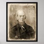 Daguerreotype 1851 de Henry Clay Poster