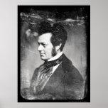 Daguerreotype 1852 de Edwin Forrest Posters