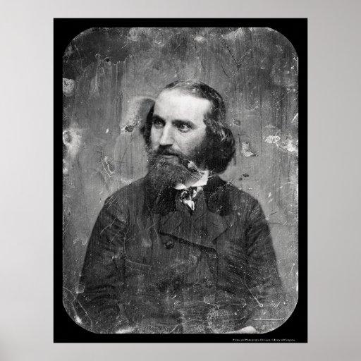 Daguerreotype 1854 de Caleb Lyon Póster
