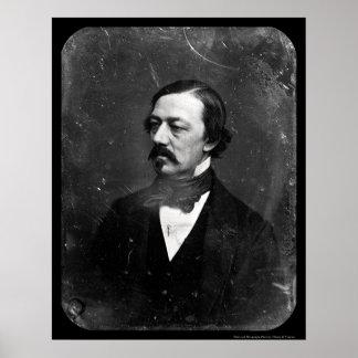 Daguerreotype 1855 de Henry Herberto Poster