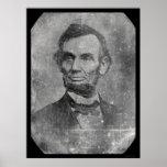 Daguerreotype 1864 de presidente Abraham Lincoln Impresiones