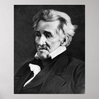 Daguerreotype de ANDREW JACKSON de Mathew Brady Poster