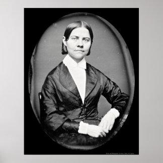 Daguerreotype de piedra 1844 de Lucy Poster