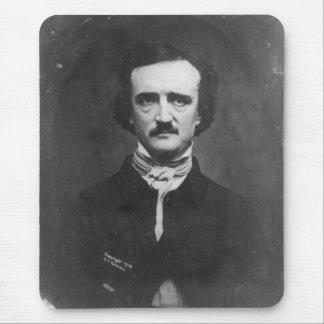 Daguerreotype of Edgar Allan Poe by C.T. Tatman Mouse Pad