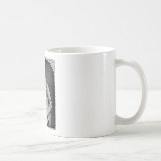 Daguerreotype Portrait of Gentleman 1845 Coffee Mug