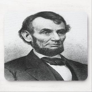 Daguerrotipo - Abraham Lincoln Tapetes De Ratón