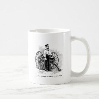 Dahlgren's Howitzer Coffee Mug