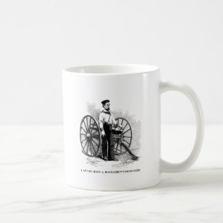 Dahlgren's Howitzer Mug
