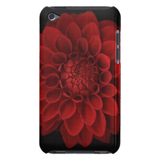 Dahlia 4 barely there iPod cover