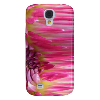 Dahlia Abstract Part Two Galaxy S4 Case