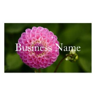 Dahlia  Business Card