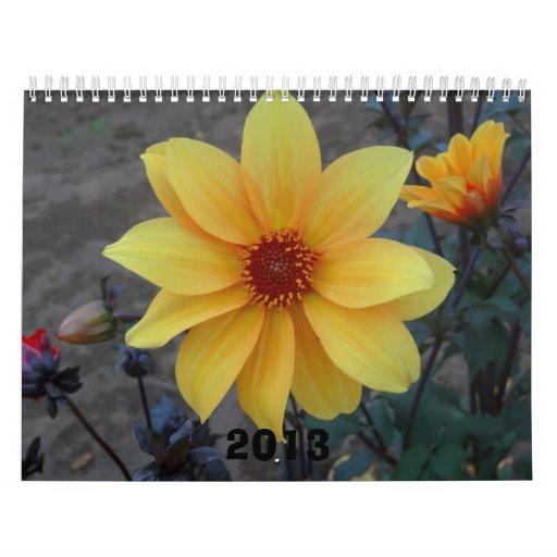 Dahlia Calendars