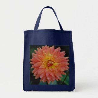 Dahlia Delight Tote Bag