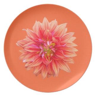 Dahlia Dinner Plate