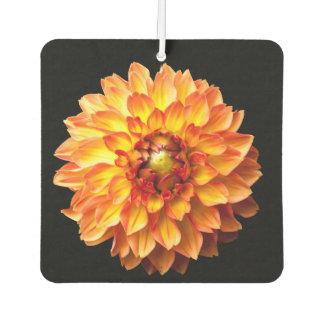 Dahlia flower air freshener