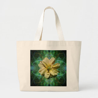Dahlia flower and meaning tote bags