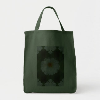 Dahlia flower and meaning canvas bag