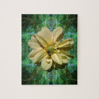 Dahlia flower and meaning jigsaw puzzle