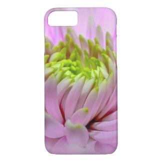 Dahlia flower phone case