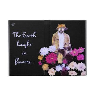 Dahlia Gardener iPad Mini Case