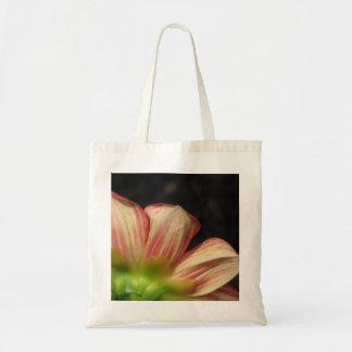 Dahlia Goldalia Scarlet Canvas Bags
