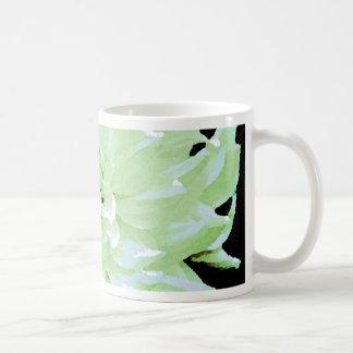 Dahlia - Honeymoon Classic White Coffee Mug