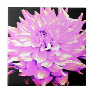 Dahlia - Honeymoon  - Radiant Orchard - lilac Tile