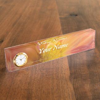 Dahlia Inside Name Plate