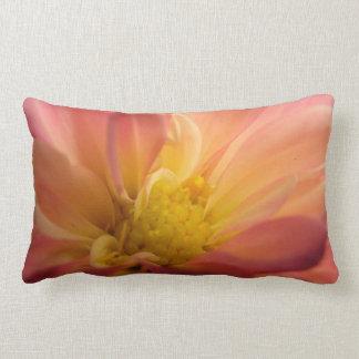 Dahlia Inside Throw Pillows