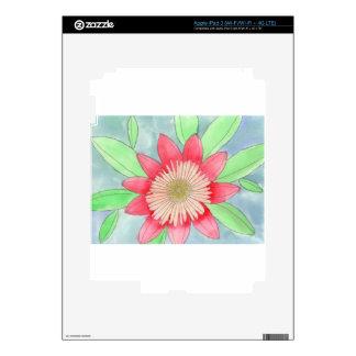Dahlia.JPG Decal For iPad 3