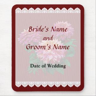 Dahlia Kidd's Climax Wedding Favors Mouse Pad