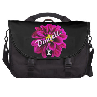 Dahlia Laptop Bag Template