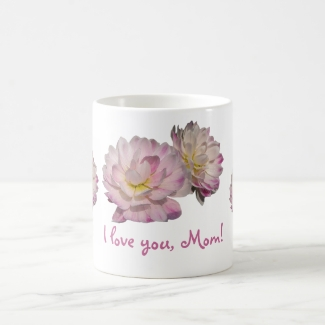 Dahlia Mothers Day Mug
