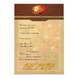 Dahlia - Nature's Radiance Card